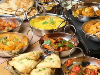 Obsession for Indian food and MICE Travel
